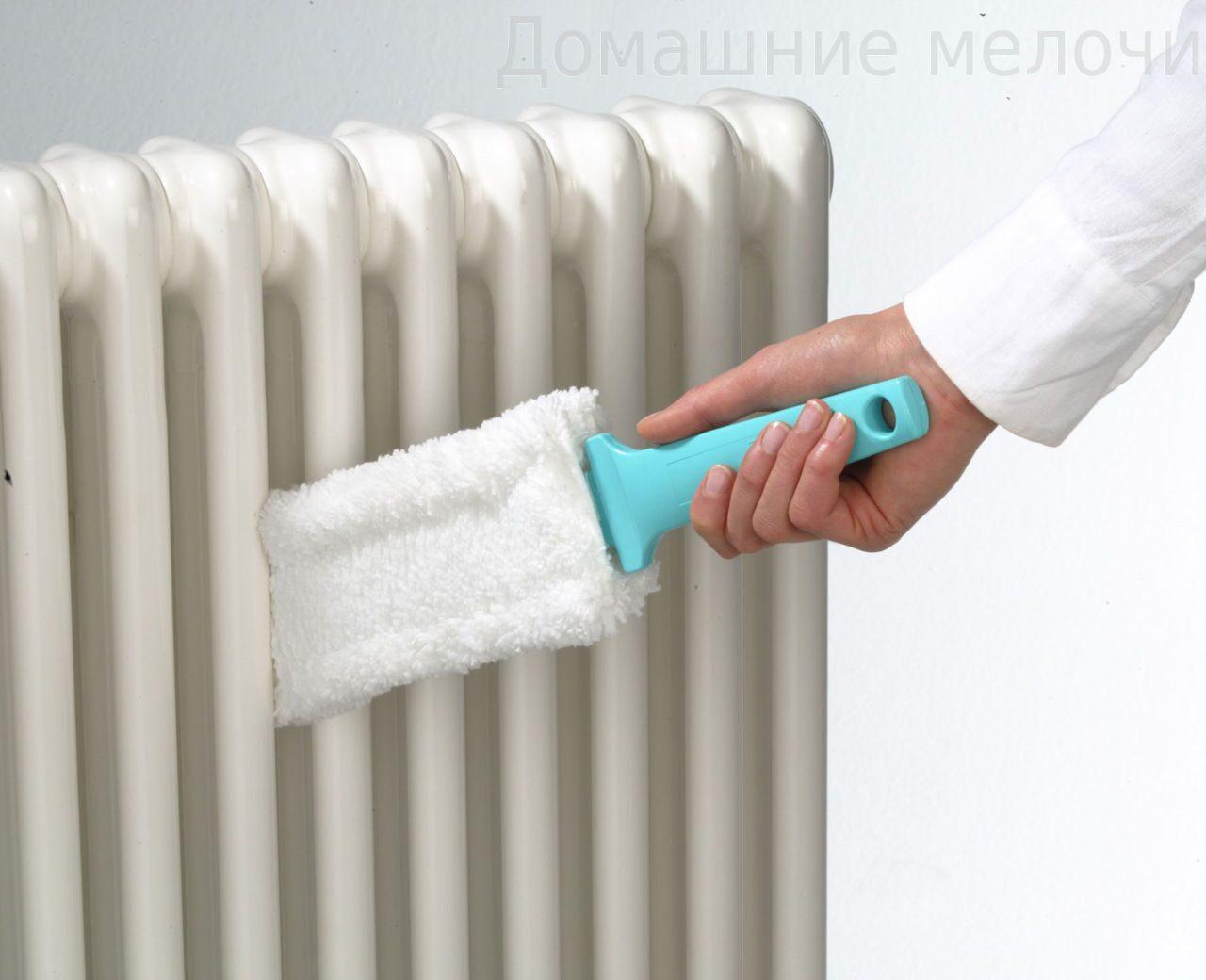 Как в домашних условиях промыть чугунные батареи отопления в домашних условиях
